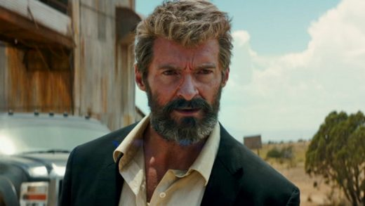 Hugh Jackman ist Logan