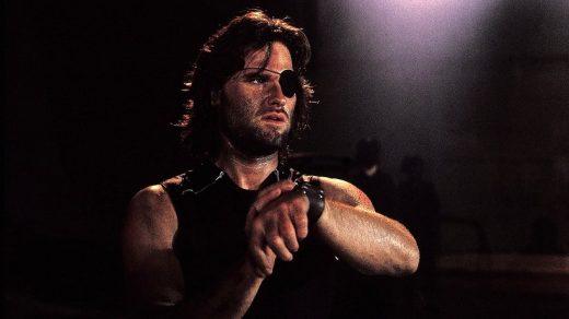 Kurt Russel als Snake Plissken