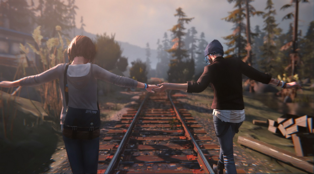 Life is strange Max and Chloe friendship