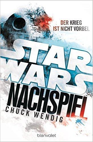 Buchcover Star Wars Nachspiel