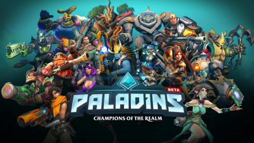 Paladins Champions
