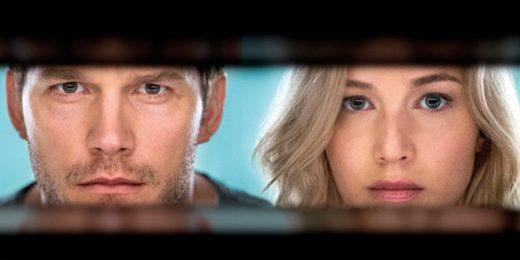Passengers mit Chris Pratt und Jennifer Lawrence