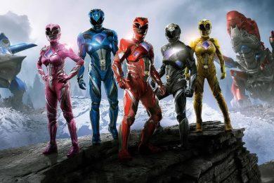 Die neuen Power Rangers