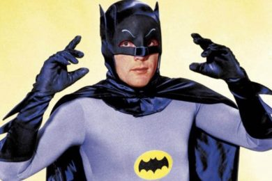 Adam West als Batman