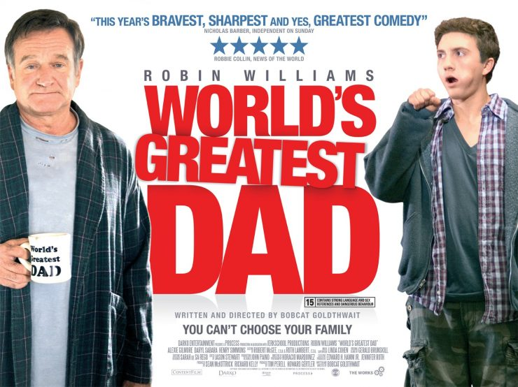 Robin Williams in World's Greatest Dad